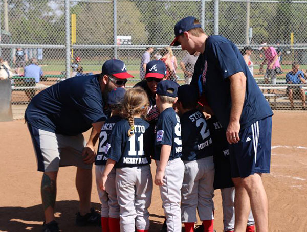 OLL Baseball and Softball